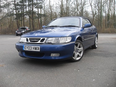 Picture of 2002 SAAB 9-3 Aero HoT Cabriolet For Sale