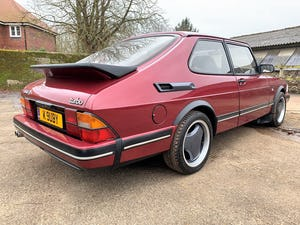 1993 SAAB 900 turbo 16S ruby edition 3 door For Sale (picture 5 of 28)
