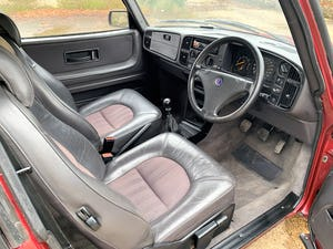 1993 SAAB 900 turbo 16S ruby edition 3 door For Sale (picture 6 of 28)