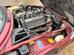 1993 SAAB 900 turbo 16S ruby edition 3 door For Sale (picture 8 of 28)