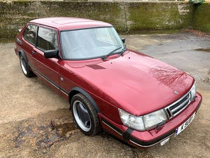 1993 SAAB 900 turbo 16S ruby edition 3 door For Sale (picture 9 of 28)