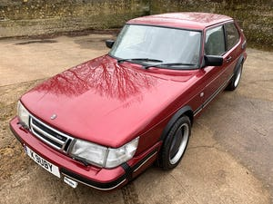 1993 SAAB 900 turbo 16S ruby edition 3 door For Sale (picture 11 of 28)