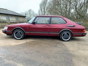1993 SAAB 900 turbo 16S ruby edition 3 door For Sale (picture 13 of 28)