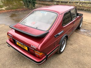 1993 SAAB 900 turbo 16S ruby edition 3 door For Sale (picture 22 of 28)