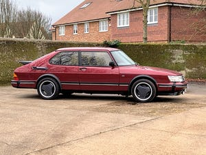 1993 SAAB 900 turbo 16S ruby edition 3 door For Sale (picture 28 of 28)