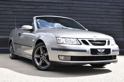 Picture of 2006 Saab 9-3 2.0 T Cerulean Vector Convertible RAC Approved For Sale