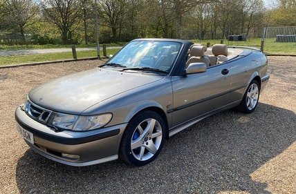 Picture of 2001 SAAB 9-3 SE TURBO For Sale by Auction