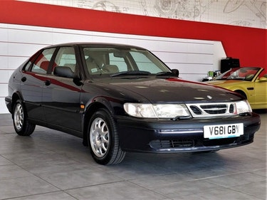 Picture of 1999 Sorry Now Sold Outstanding One Owner SAAB 9-3 Auto For Sale
