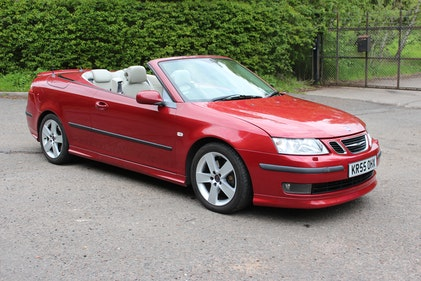 Picture of 2005 Saab 9-3 Convertible 2.8 V6 Aero Low Mileage For Sale