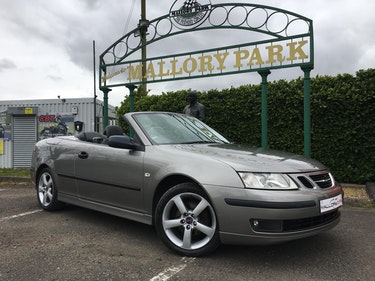 Picture of 2007 Saab 93 good example with Alloy wheels and Leather For Sale
