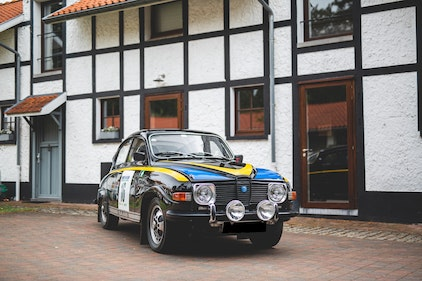 Picture of 1968 - Saab 96 Gr.2 For Sale by Auction