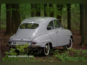 1960 SAAB 93 F in top condition For Sale (picture 1 of 30)
