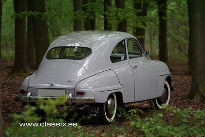 Picture of 1960 SAAB 93 F in top condition For Sale