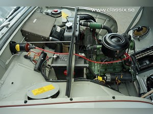 1960 SAAB 93 F in top condition For Sale (picture 7 of 30)