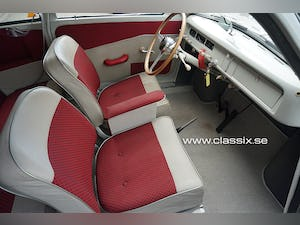 1960 SAAB 93 F in top condition For Sale (picture 14 of 30)