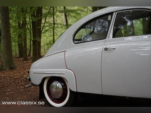 1960 SAAB 93 F in top condition For Sale (picture 17 of 30)