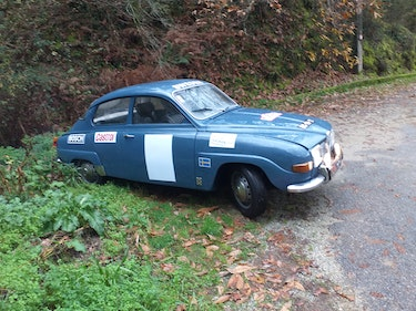 Picture of 1970 Saab 96 V4 Monte Carlo Evocation For Sale