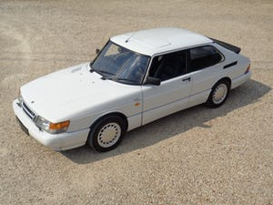 1992 Saab 900S Turbo Stunning/20 Service Stamps For Sale (picture 1 of 12)