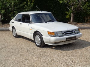 1992 Saab 900S Turbo Stunning/20 Service Stamps For Sale (picture 3 of 12)