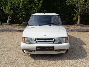 1992 Saab 900S Turbo Stunning/20 Service Stamps For Sale (picture 5 of 12)