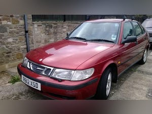 1998 Saab 9.3 classic car For Sale (picture 1 of 12)