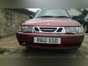 1998 Saab 9.3 classic car For Sale (picture 3 of 12)