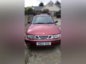 1998 Saab 9.3 classic car For Sale (picture 7 of 12)