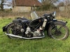 1937 Scott Flying Squirrel Combination for sale by auction