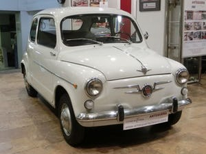 SEAT 600 D SERIES 1 - 1966 For Sale (picture 1 of 12)