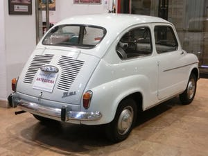 SEAT 600 D SERIES 1 - 1966 For Sale (picture 2 of 12)