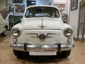 SEAT 600 D SERIES 1 - 1966 For Sale (picture 7 of 12)