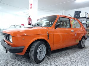 1969 Seat 124 Rally Abarth For Sale (picture 1 of 12)