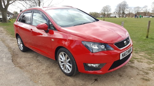 Picture of 2013 Ibiza FR Tsi Estate 7 Spd semi automatic For Sale