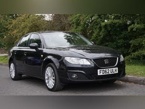 2012 Seat Exeo 2.0 TDI CR SE Tech 143BHP 1 Former Keeper For Sale (picture 1 of 12)