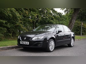 2012 Seat Exeo 2.0 TDI CR SE Tech 143BHP 1 Former Keeper For Sale (picture 6 of 12)