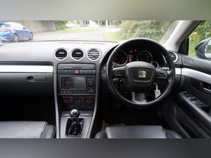 2012 Seat Exeo 2.0 TDI CR SE Tech 143BHP 1 Former Keeper For Sale (picture 10 of 12)