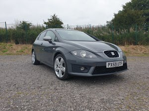 2009 Seat Leon FR 211 TSI For Sale (picture 1 of 12)