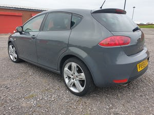 2009 Seat Leon FR 211 TSI For Sale (picture 9 of 12)