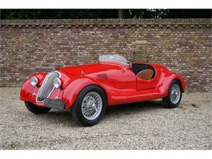 Picture of 1950 Simca 8 1200 Barquette sport Gordini replica Fully restored For Sale