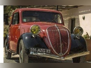 1938 Simca 5 For Sale (picture 1 of 8)
