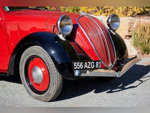 1938 Simca 5 For Sale (picture 4 of 8)