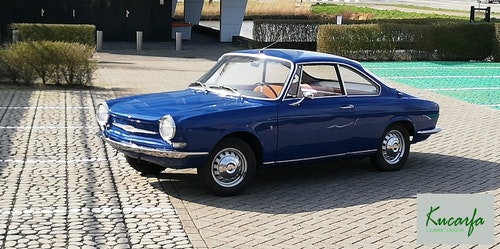 Picture of 1963 Simca 1000 Coupe by Bertone For Sale