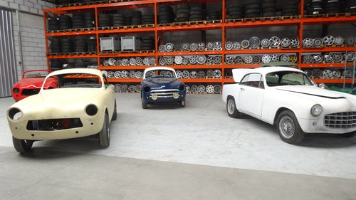 Picture of Simca  race/ rally /parts For Sale