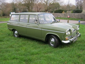 Picture of 1965 SINGER VOGUE ESTATE.  S3. 1592cc. OVERDRIVE. RARE CAR. For Sale