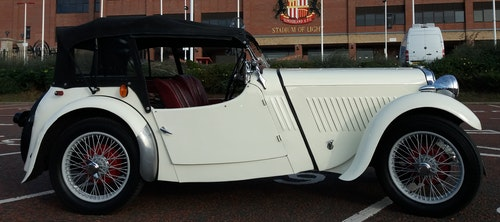 Picture of 1933 Singer 9  4/4 seater sport For Sale