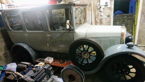 Picture of 1927 Singer senior For Sale