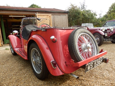 Picture of 1936 Singer Nine Sports  For Sale
