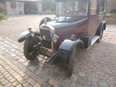 Picture of 1928 Singer Junior. Reg: BF 4200.  P/EX or swap! For Sale
