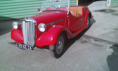 Picture of 1949 Singer 4A Roadster For Sale