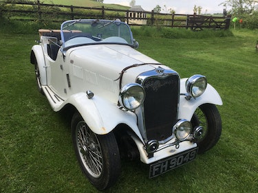 Picture of 1934 Singer 9 Sports For Sale